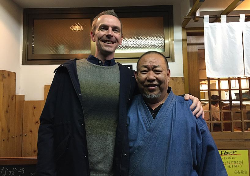 malachy et Nakamura