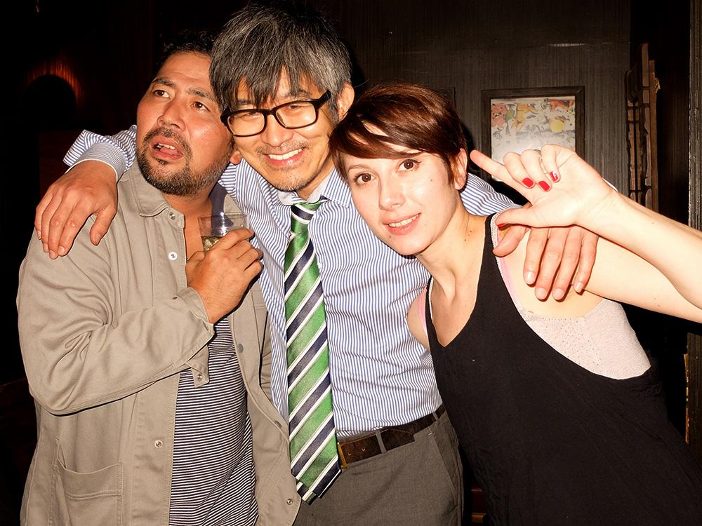Daiji, Mr Tama et Judith