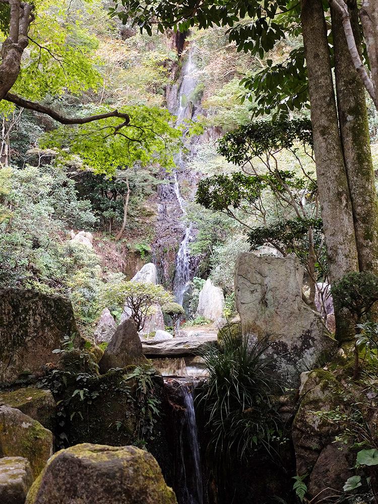 Cascade de Mitaki