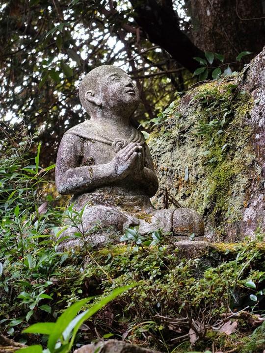 Statue à Mitaki