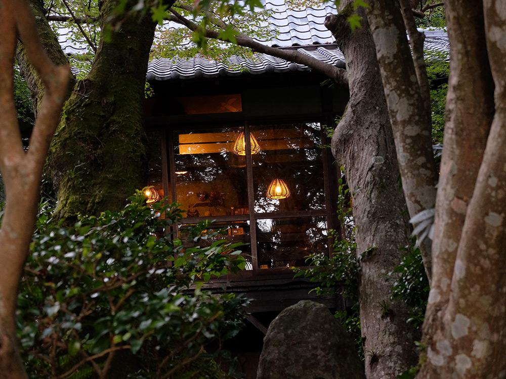 Pâtisserie japonaise à Mitaki