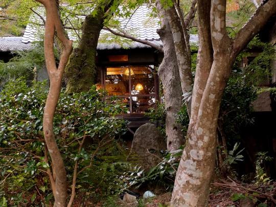 Restaurant à Mitaki