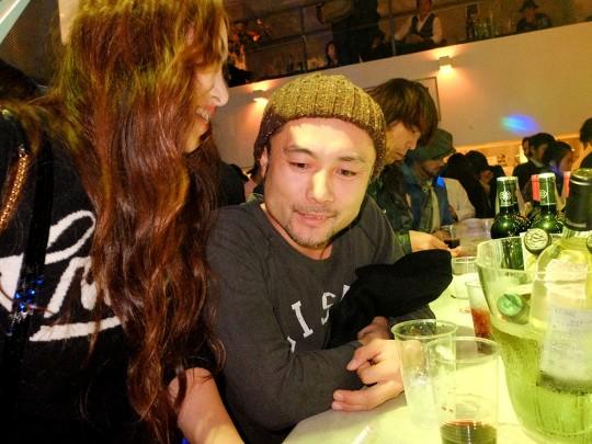 Mami et Ken-chan