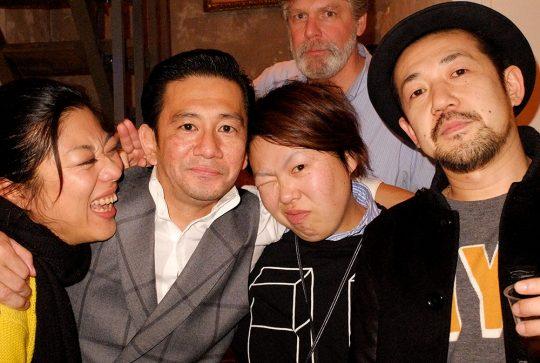 Pon, Manabu, Tama et Ya-chan
