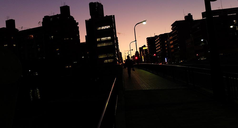 Pont Yanagibashi