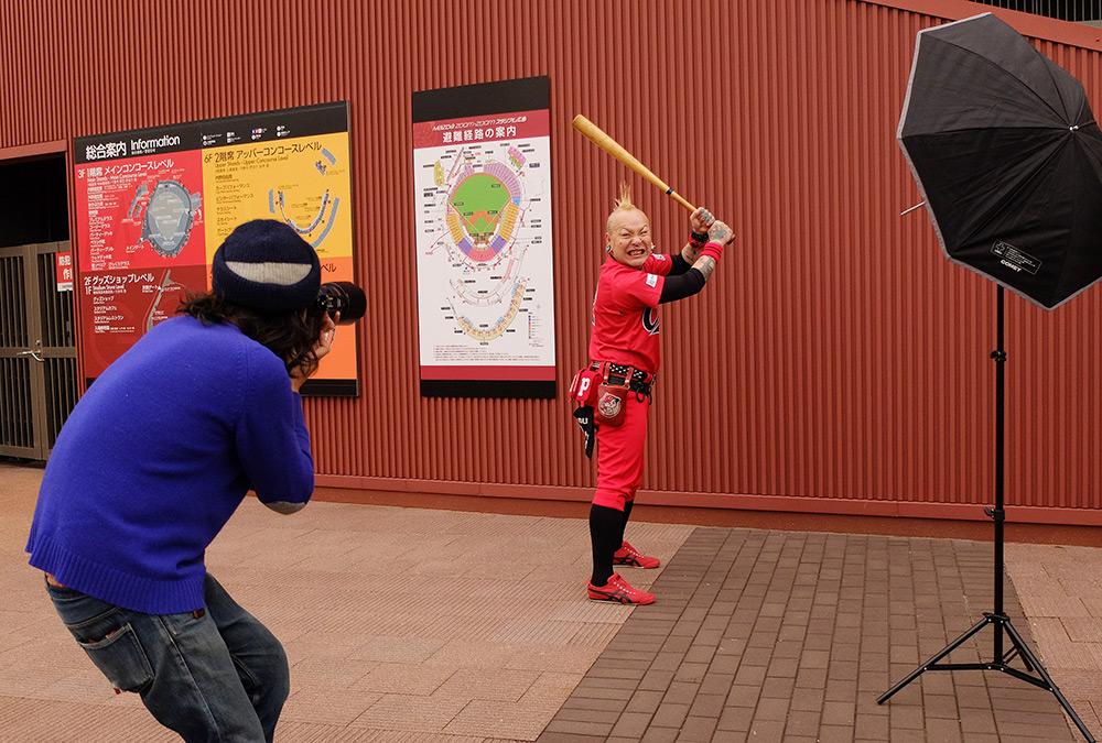 Shooting Potty avec Junpei Ishida