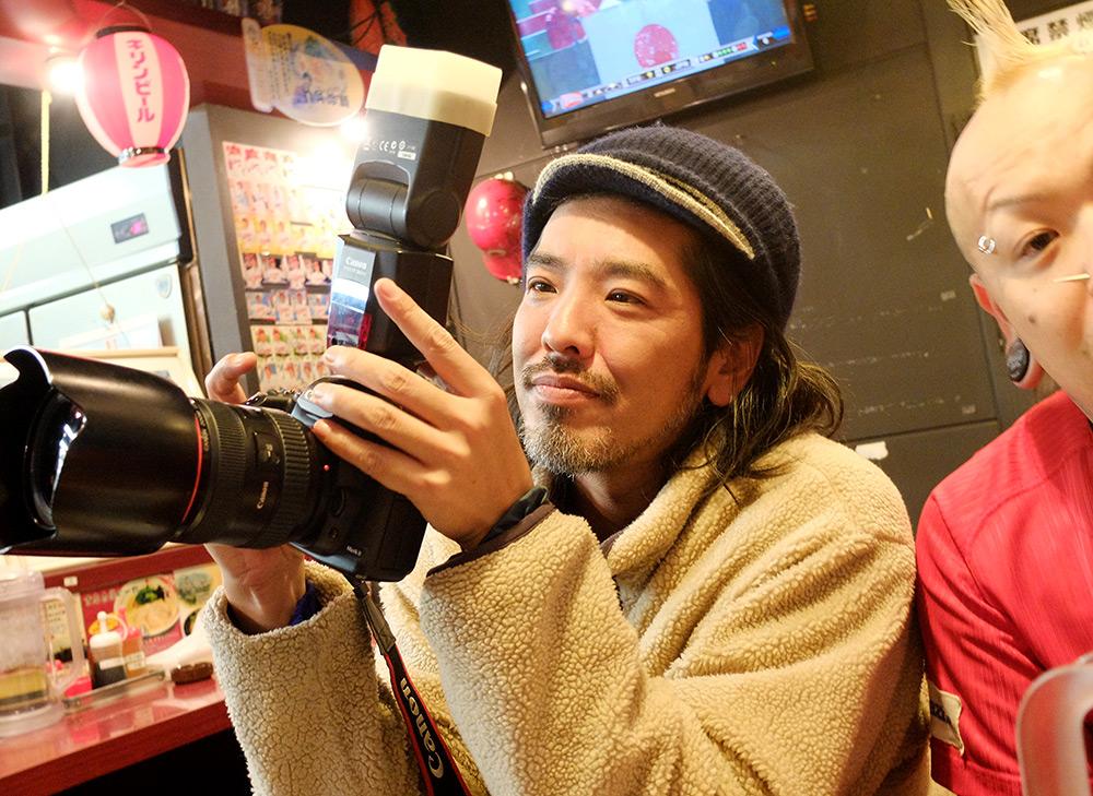 Junepi Ishida, photographe