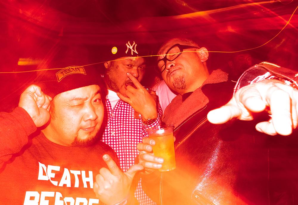 Iyo Eiji Sakuma public reggae Hiroshima