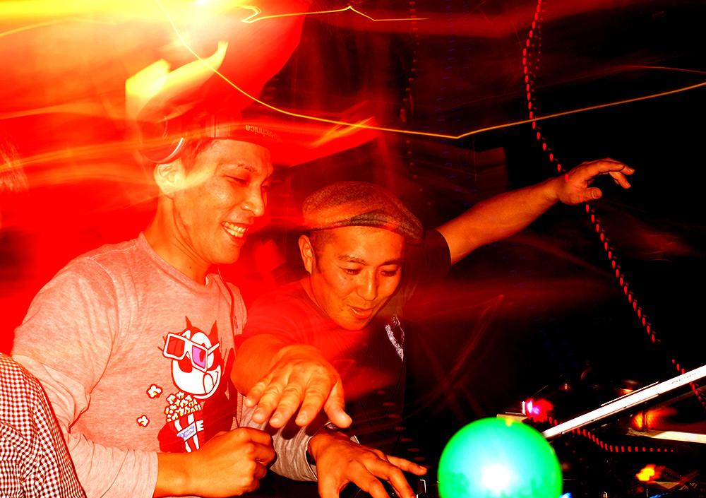 Miya & Key Rock Dancehall Hiroshima
