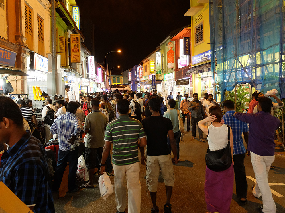 Little India Singapour