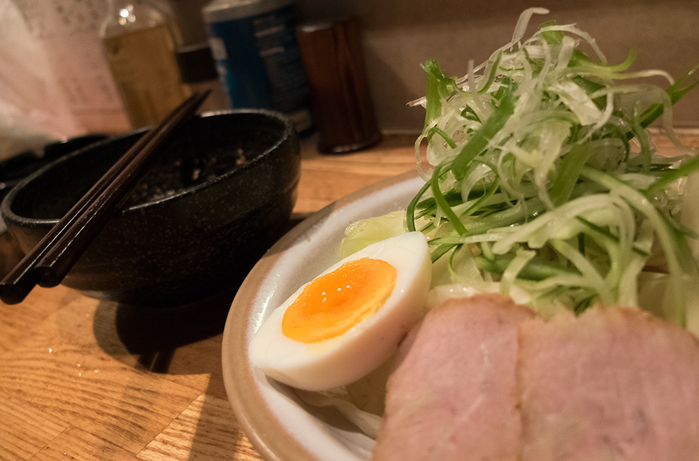 Tsukemen d'Hiroshima