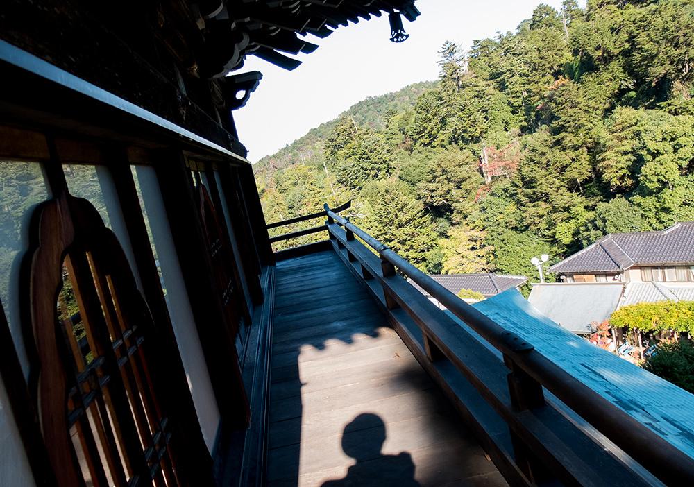 Pavillon Maniden, Daisho-in, Miyajima