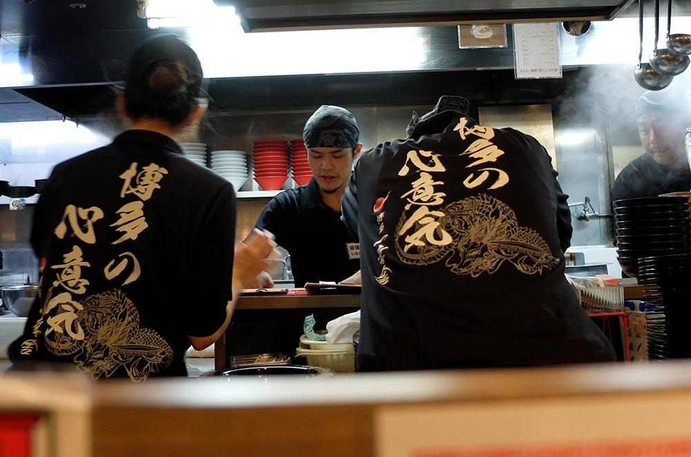 cuisine de 一幸舎 Ikkōsha, Hakata