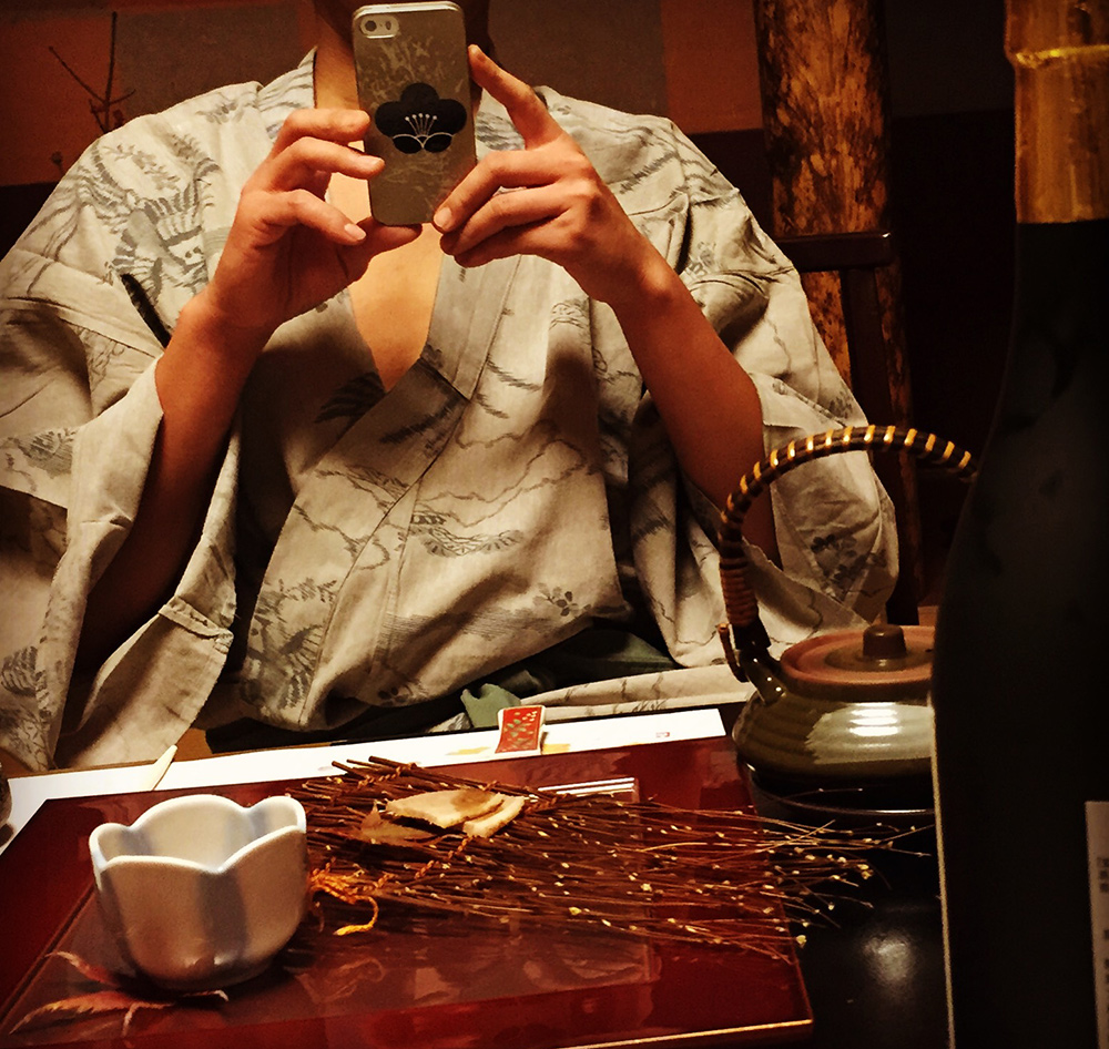 yukata au ryokan