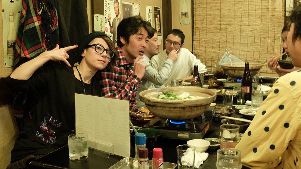 Bōnenkai Nininbaori Hiroshima Jud à Hiroshima