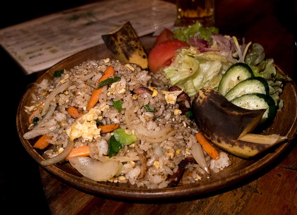 Fried rice jamaïcain, Rub-a-dub, Kyoto