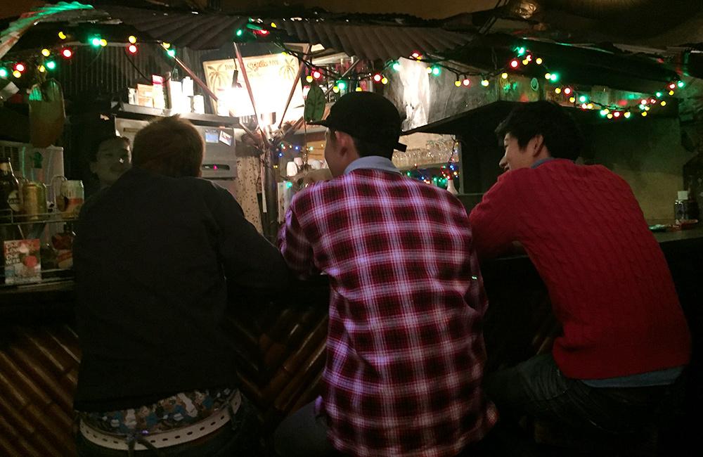 Bar Rub-a-dub, Kyoto