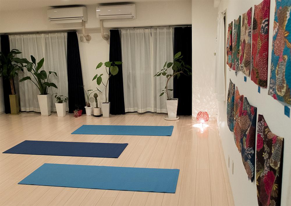 Apsaras yoga Studio, Hiroshima