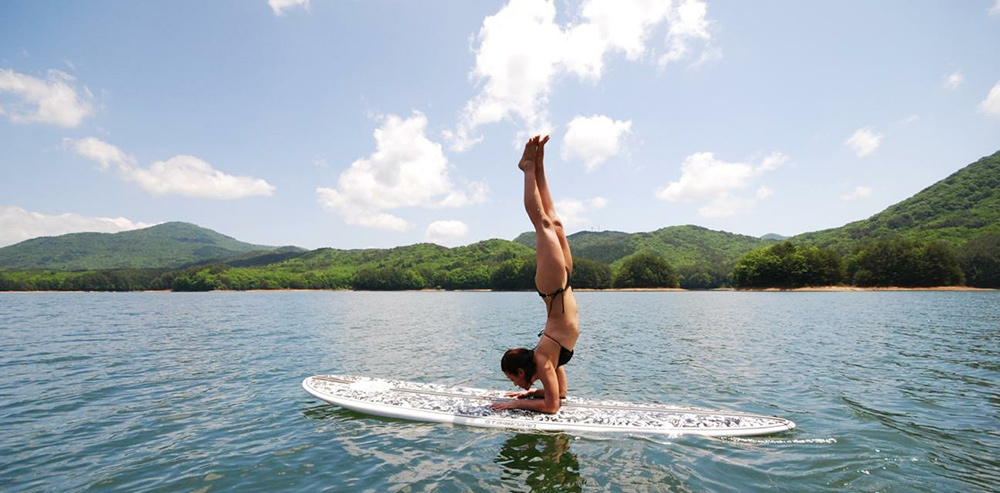 Yoga & Stand Up Paddle