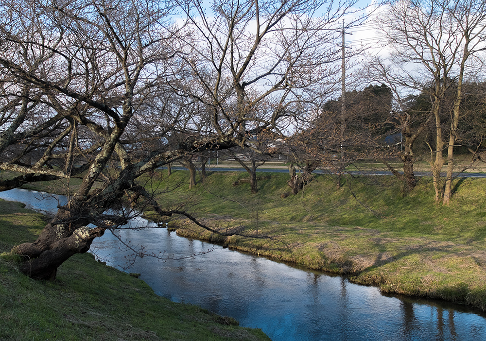 Berges de la rivière Tamayu 玉湯川, Tamatsukuri onsen