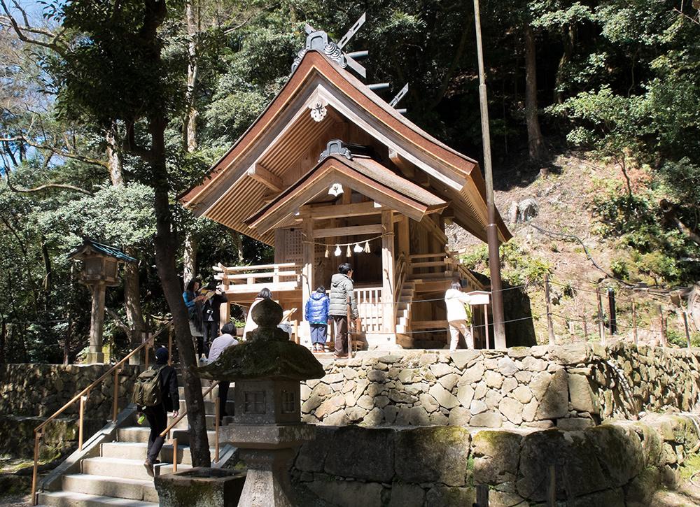 Soga-no-yashiro (素鵞社), sanctuaire d'Izumo Taisha