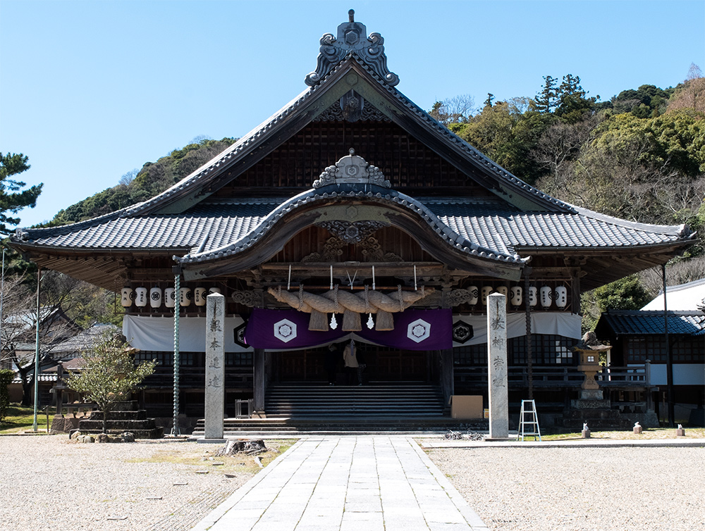 Soreisha (祖霊社), Izumo Taisha