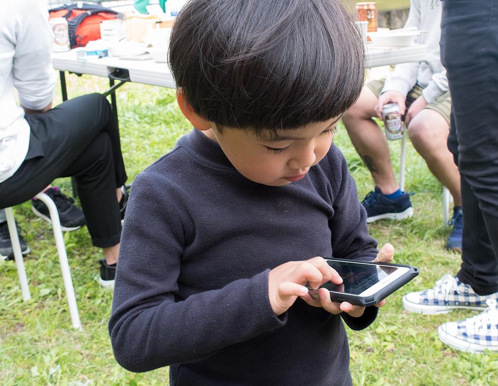 petit enfant japonais