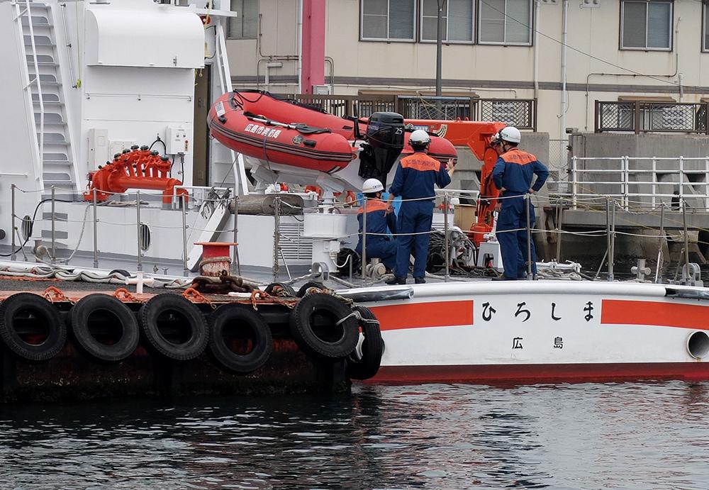 construction navale, port industriel, Kanawajima, Ujina
