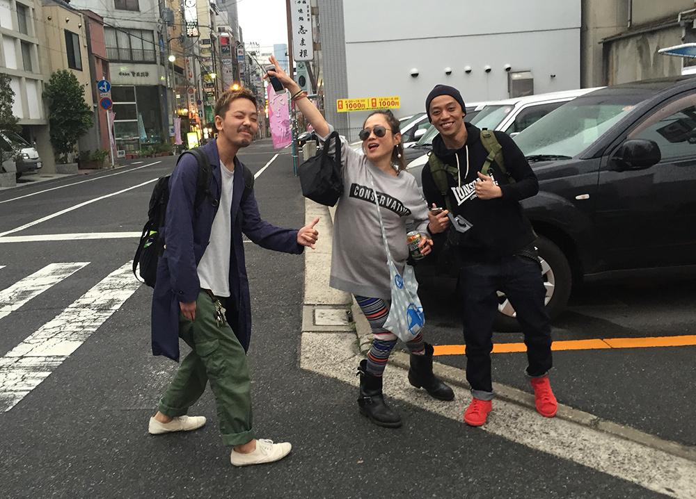 dans les rues d'Hiroshima www.jud-hiroshima.com