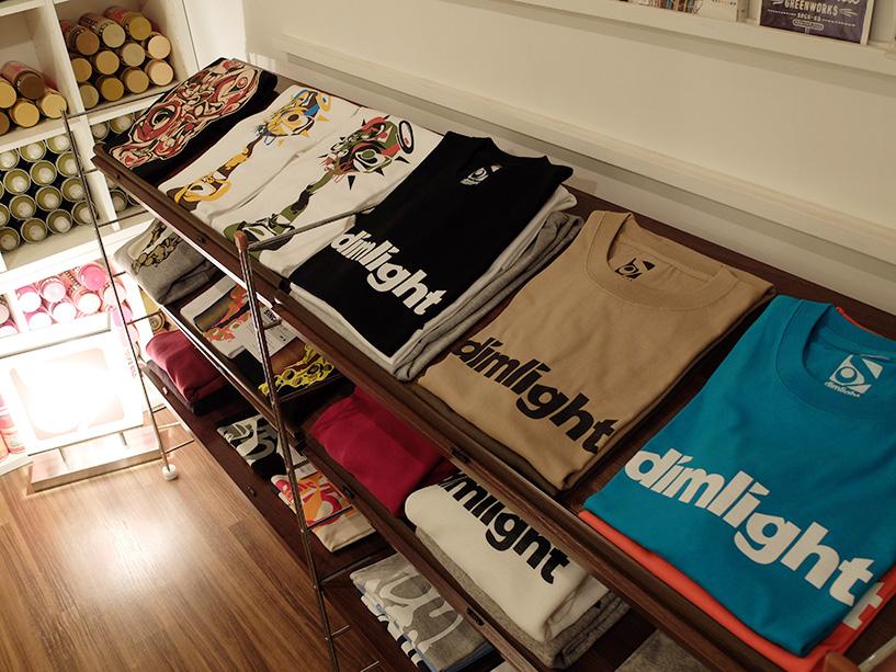 T-shirts dimlight suiko hiroshima