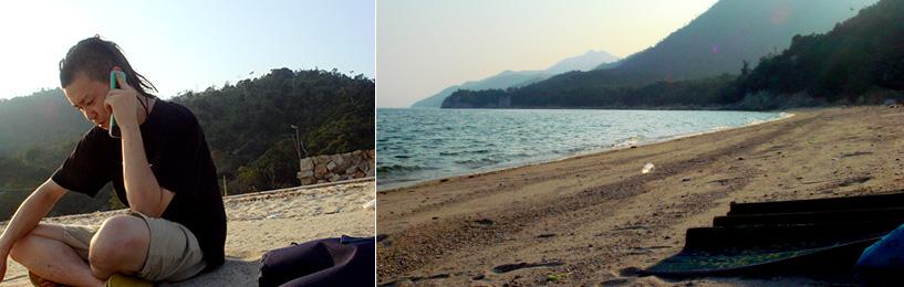 Miyajima plage 2006