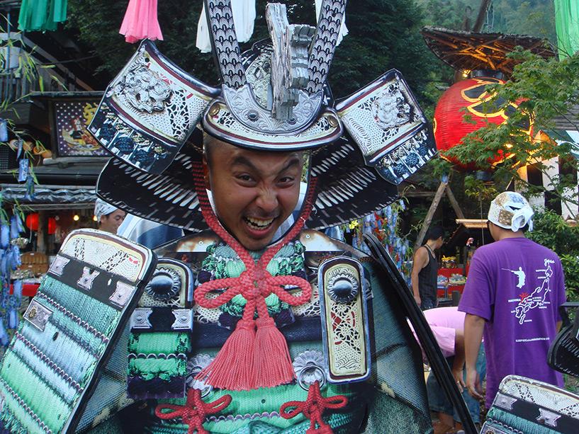 samouraï Sanzoku