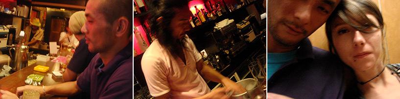 Bar Opium Hiroshima 2006