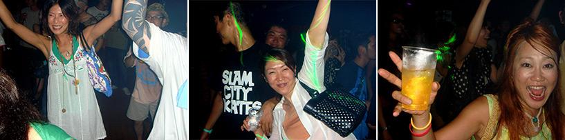 Soirée Drum & Bass Japon à Border Hiroshima 2006