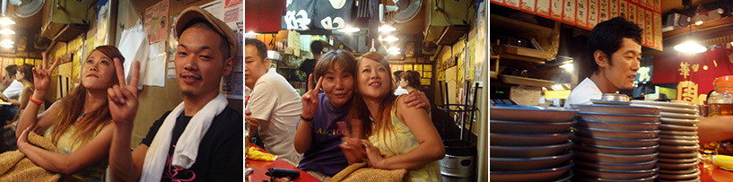 Ganko Yatai Hiroshima 2006