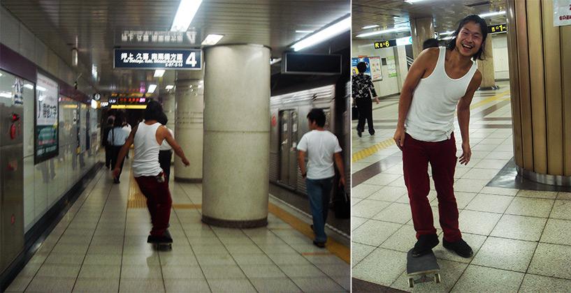 métro Shibuya 2006