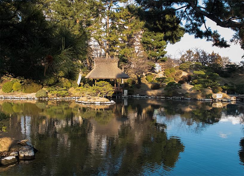 jardin Shukkei-en Hiroshima