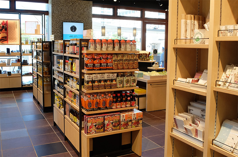 omiyage produits locaux de la région d'Hiroshima