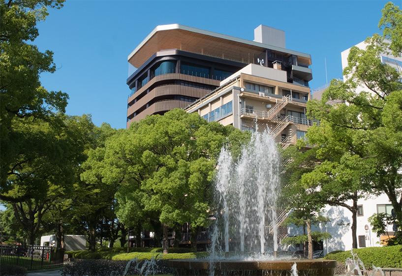 Hiroshima Orizuru Tower