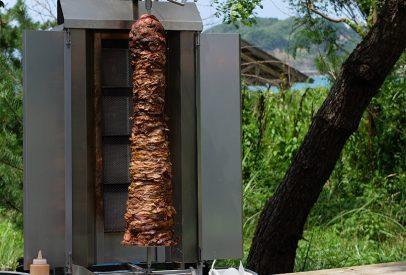 döner kebab de sanglier Japon