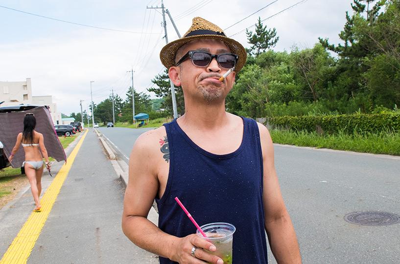 Pépé Sakuma ^^