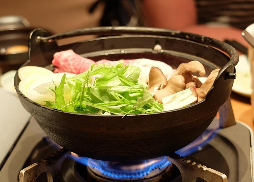 nabe cuisine japonaise