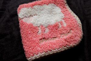 petite serviette éponge