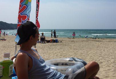 plage Hamada