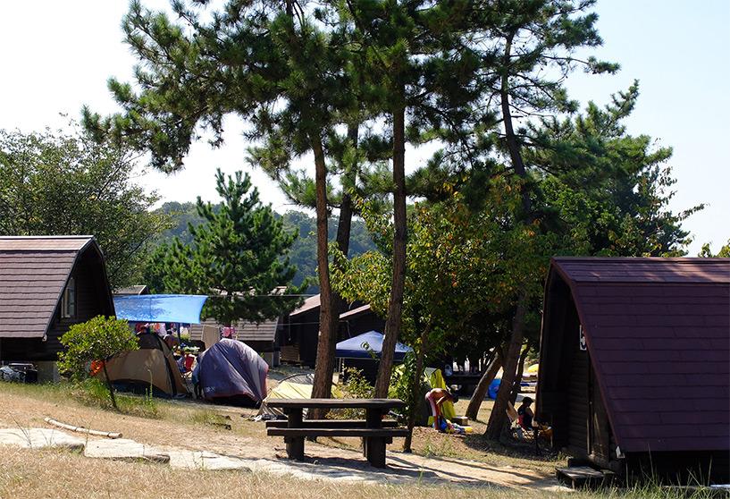 camping Japon Hamada