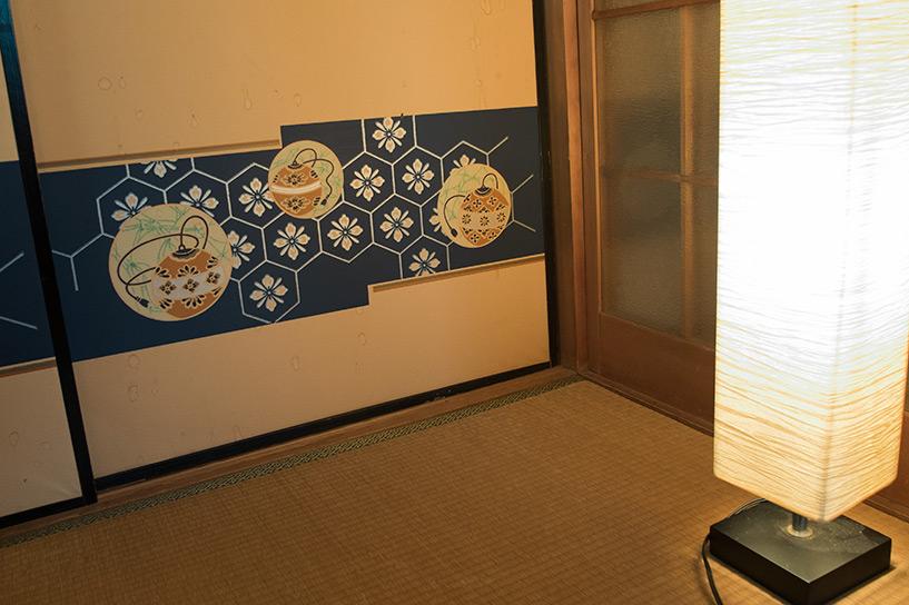 placards coulissants japonais oshiire