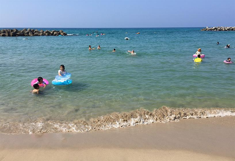 plage Hamada Japon