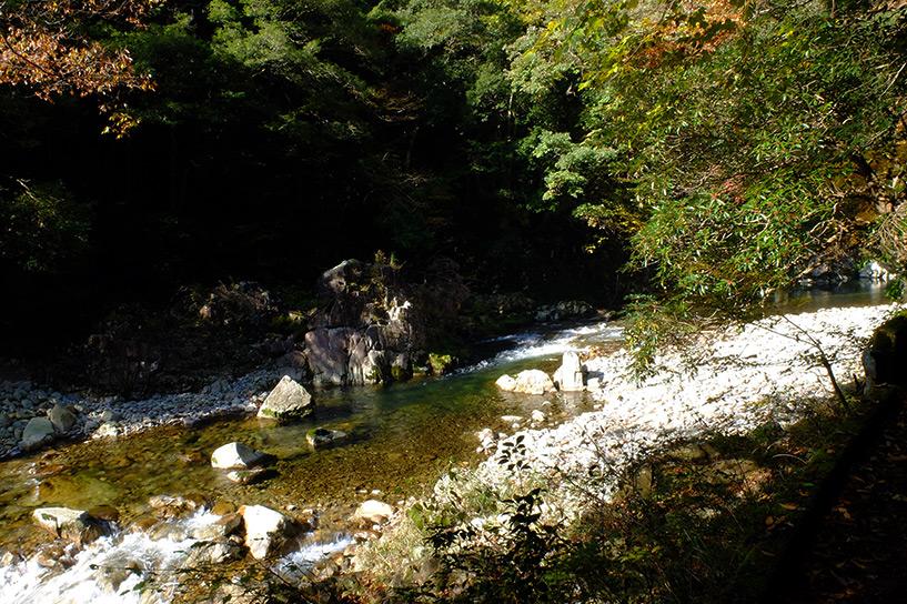 Sandankyo paysage japonais