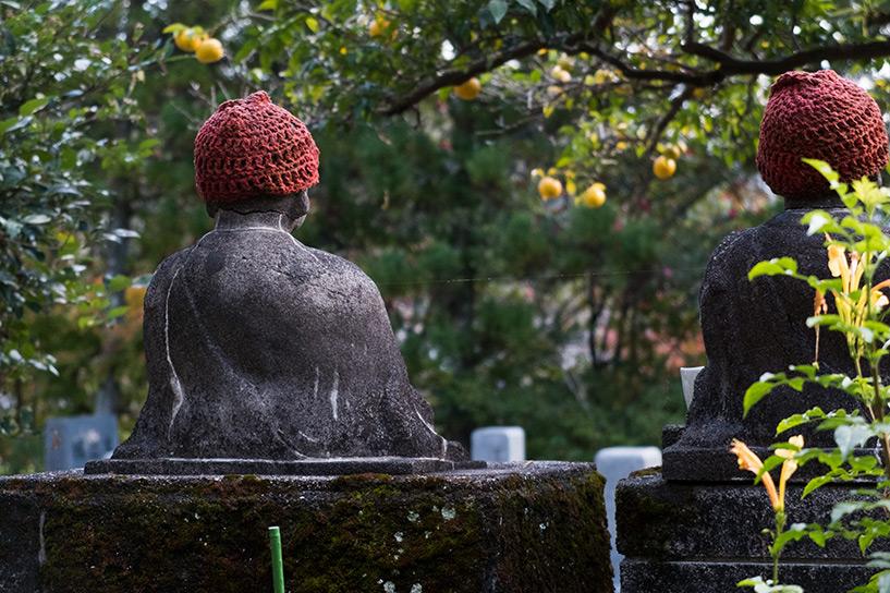 Jizo et satsuma mikan, Yamaguchi