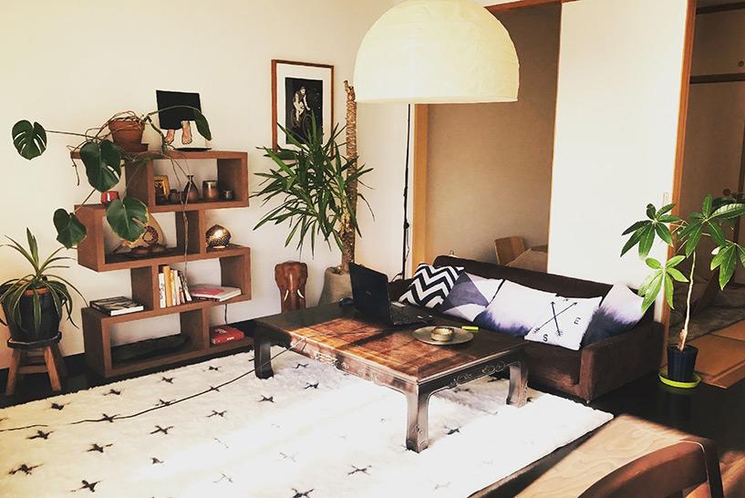 appartement spacieux à Hiroshima